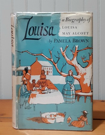 Image for Louisa; A Biography of Louisa May Alcott