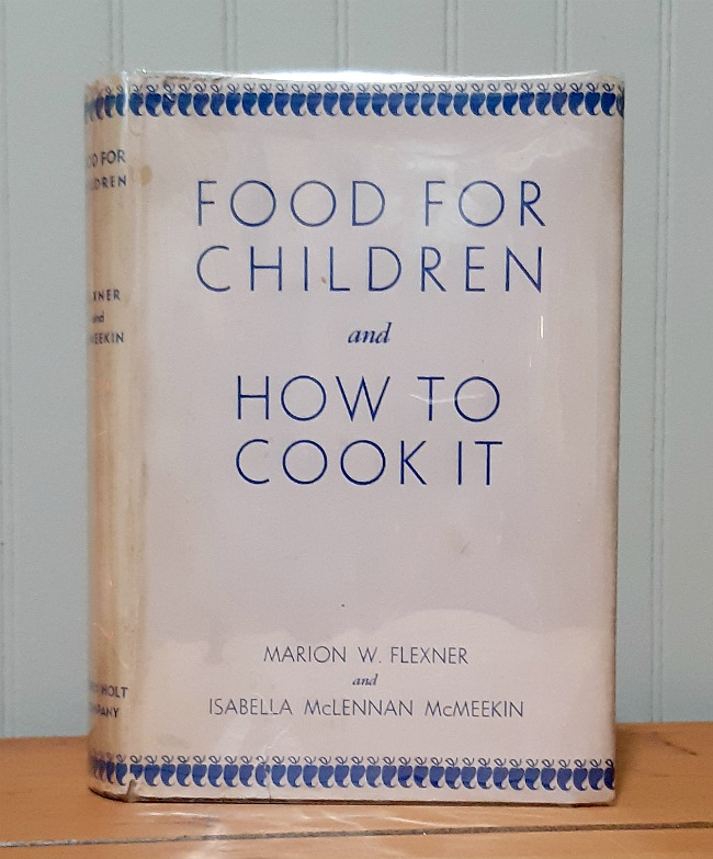 Image for Food for Children and How to Cook It