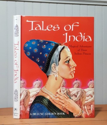 Image for Tales of India, Magical Adventures of Three Indian Princes