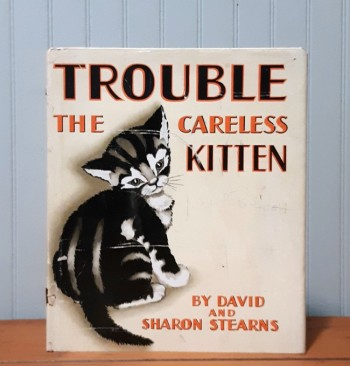 Image for Trouble the Careless Kitten