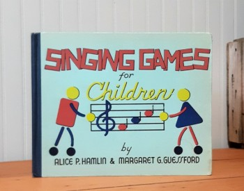 Image for Singing Games for Children