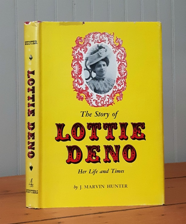 Image for The Story of Lottie Deno: Her Life and Times