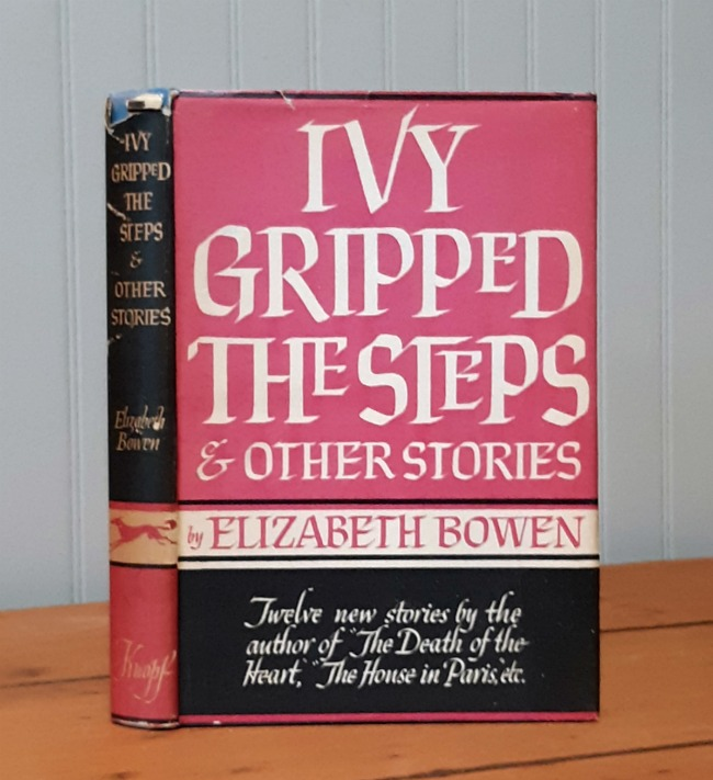 Image for Ivy Gripped the Steps & Other Stories