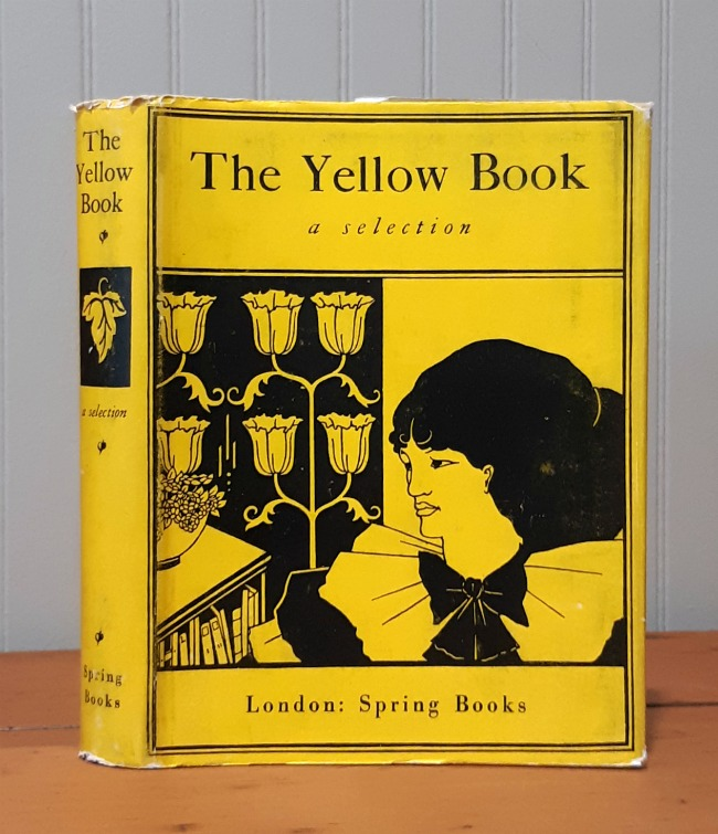 Image for The Yellow Book: A Selection