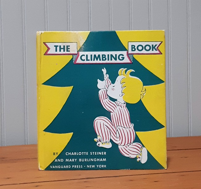 Image for The Climbing Book