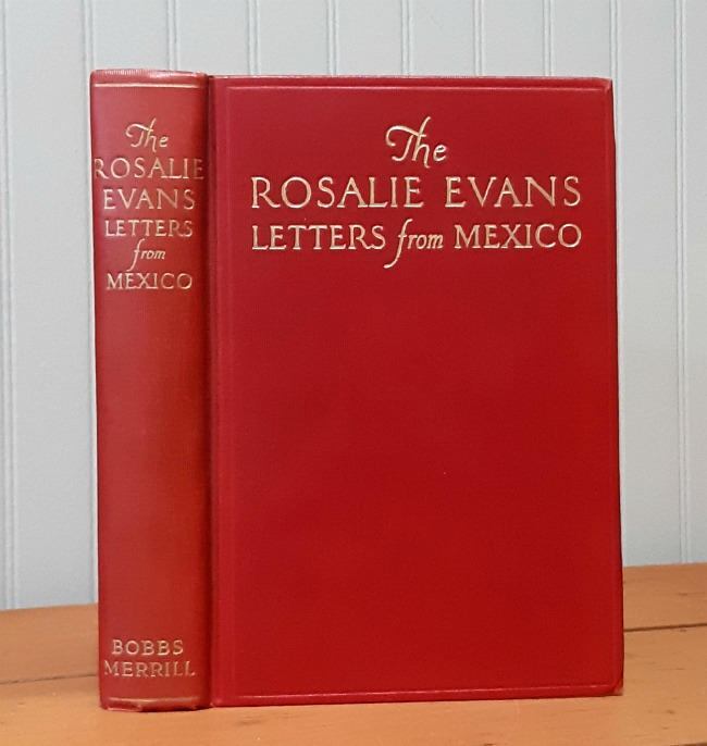 Image for The Rosalie Evans Letters from Mexico