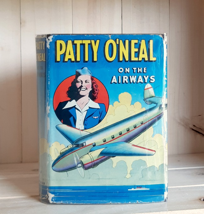 Image for Patty O'Neal On The Airways