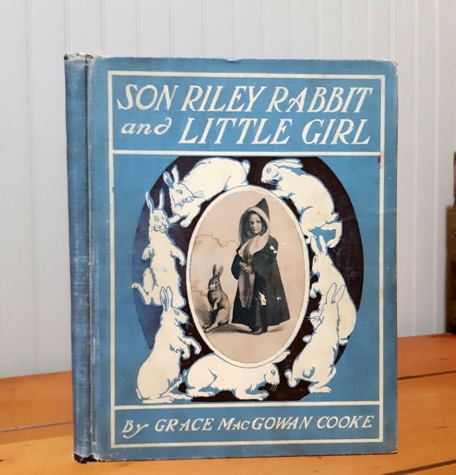 Image for Son Riley Rabbit and Little Girl