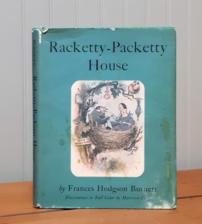 Image for Racketty-Packetty House,