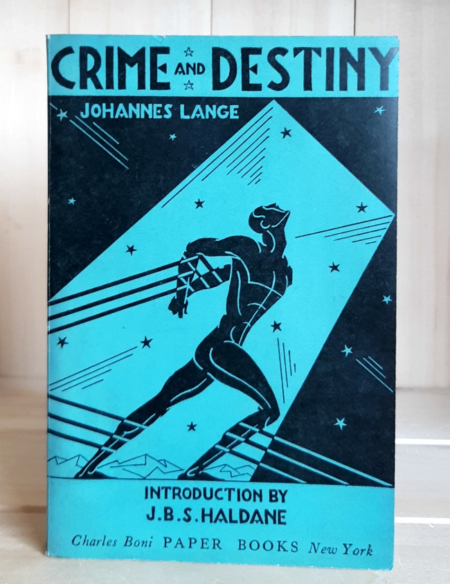 Image for Crime and Destiny
