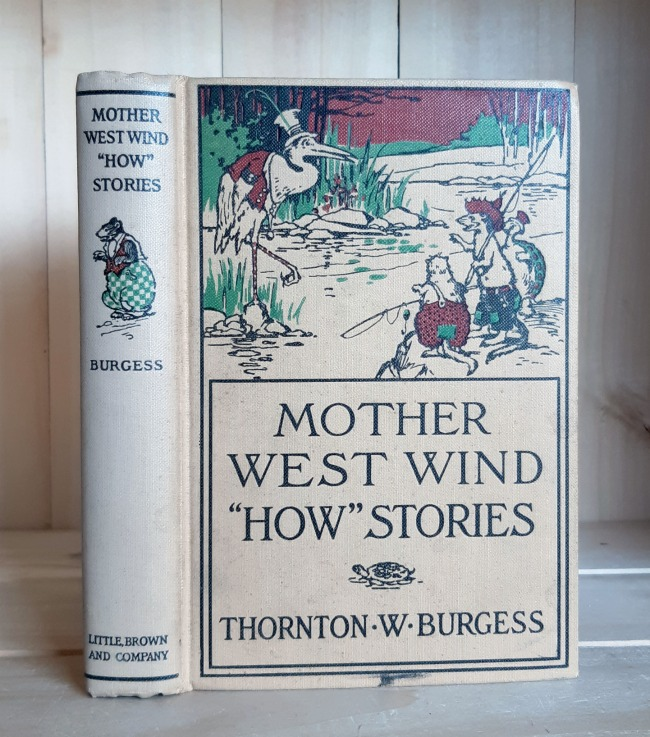 "Image for Mother West Wind ""How"" Stories"
