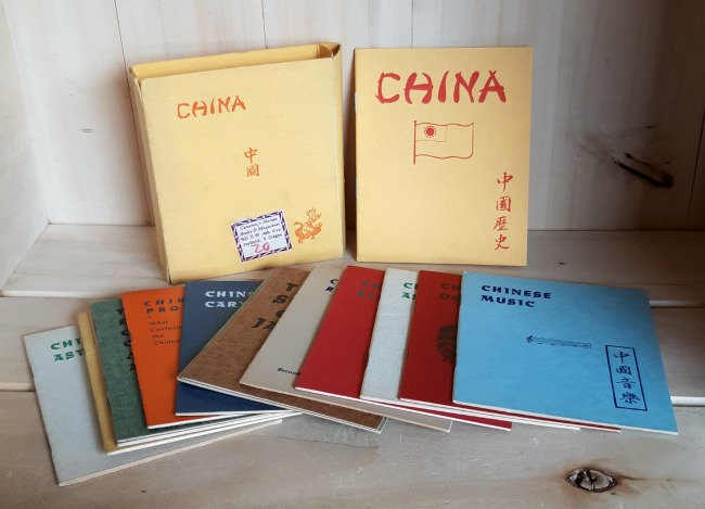 Image for China: The Cavalcade of China, Complete 14 Volume Set