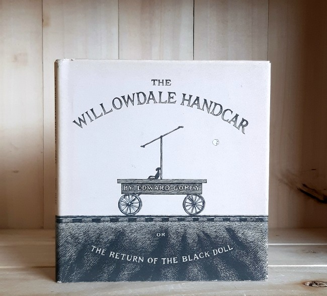 Image for The Willowdale Handcar Or The Return of the Black Doll