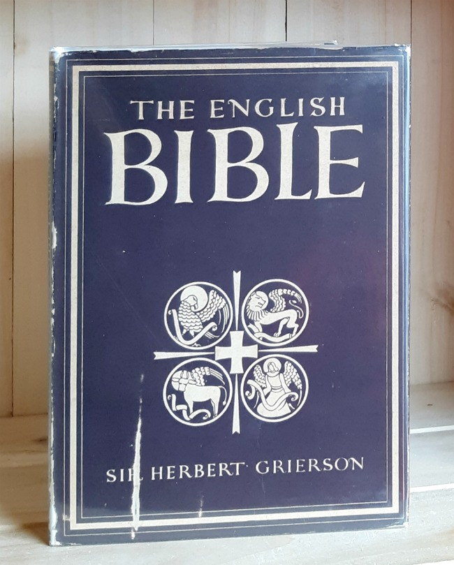 Image for The English Bible