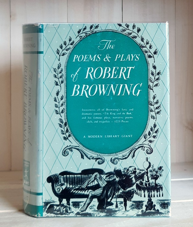 Image for The Poems & Plays of Robert Browning