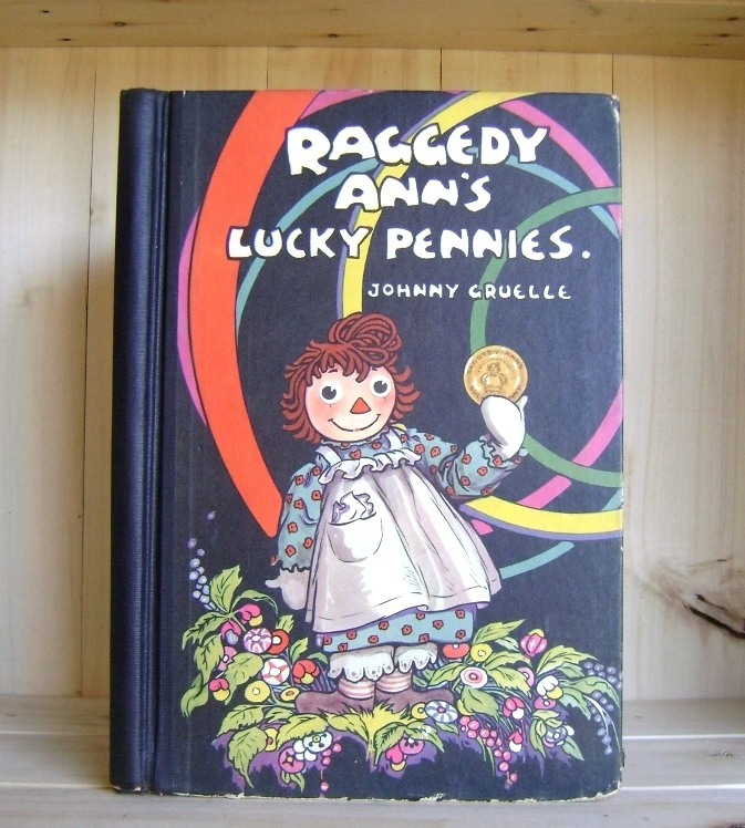 Image for Raggedy Ann's Lucky Pennies