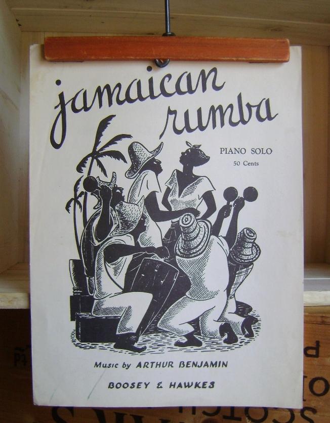 Jamaican Rumba: Piano Solo
