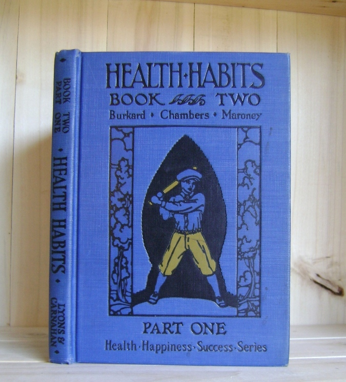 Image for Health - Happiness - Success Series: Book Two - Part One: Health Habits: Physiology and Hygiene