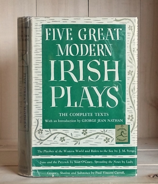 Image for Five Great Modern Irish Plays