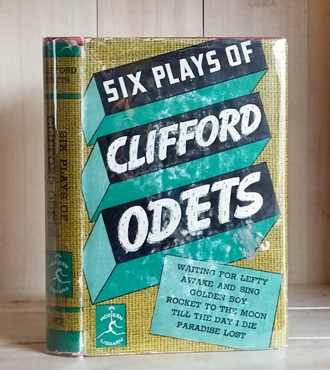 Image for Six Plays of Clifford Odets