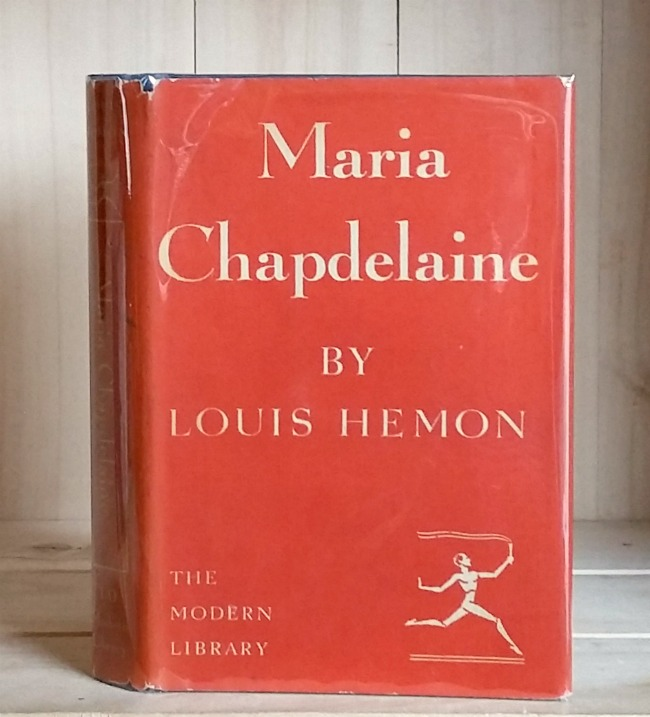 Image for Maria Chapdelaine: a Tale of the Lake St. John Country