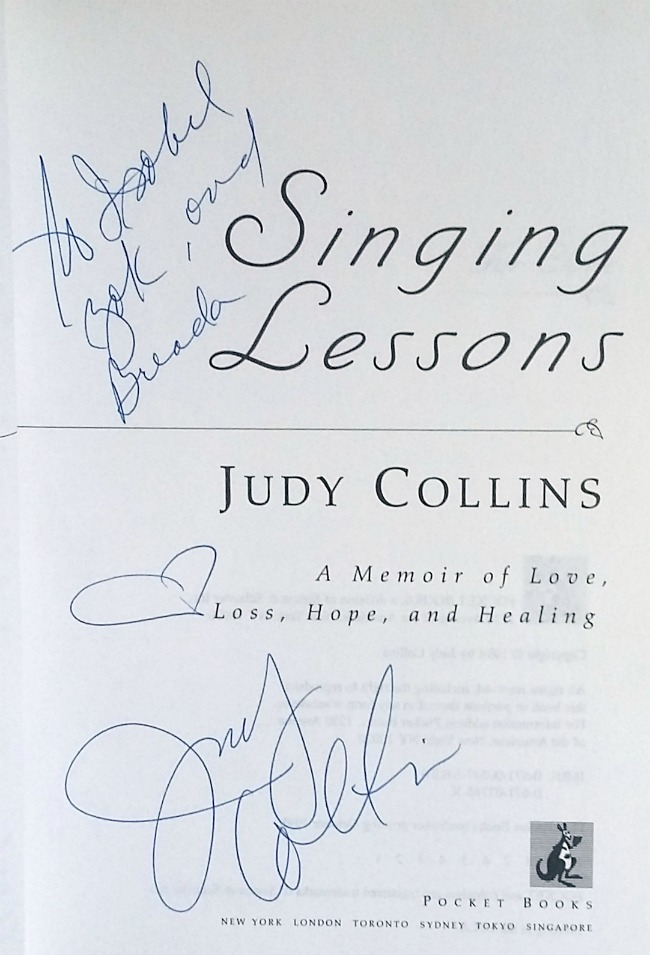 Image for Singing Lessons: A Memoir of Love, Loss, Hope, and Healing (with CD)