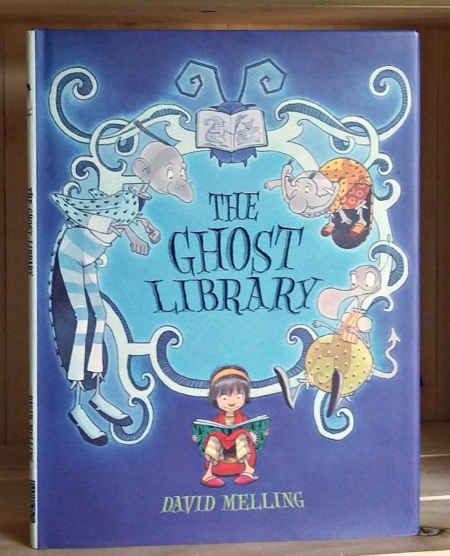 Image for Ghost Library