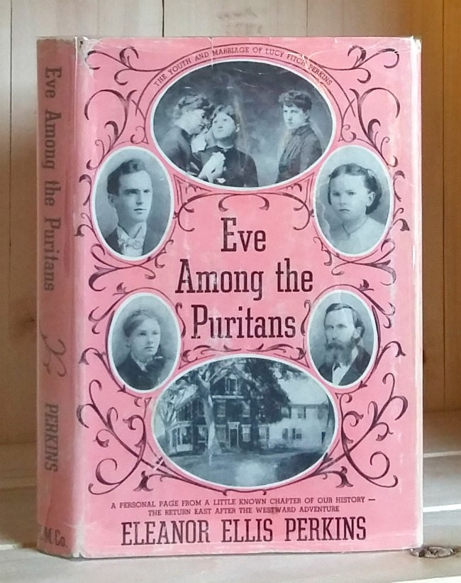 Image for Eve Among the Puritans: A Biography of Lucy Fitch Perkins