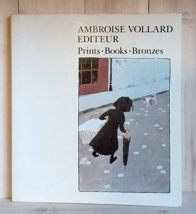 Image for Ambroise Vollard, Editeur: Prints, Books, Bronzes