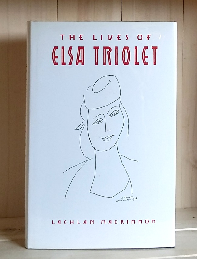 Image for Lives of Elsa Triolet