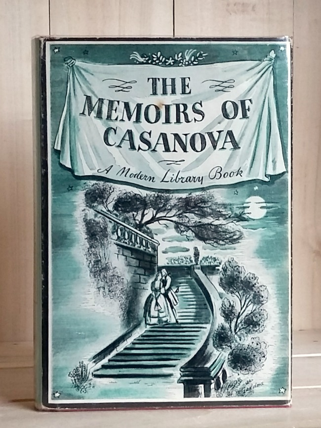 Image for Memoirs of Jacqes Casanova