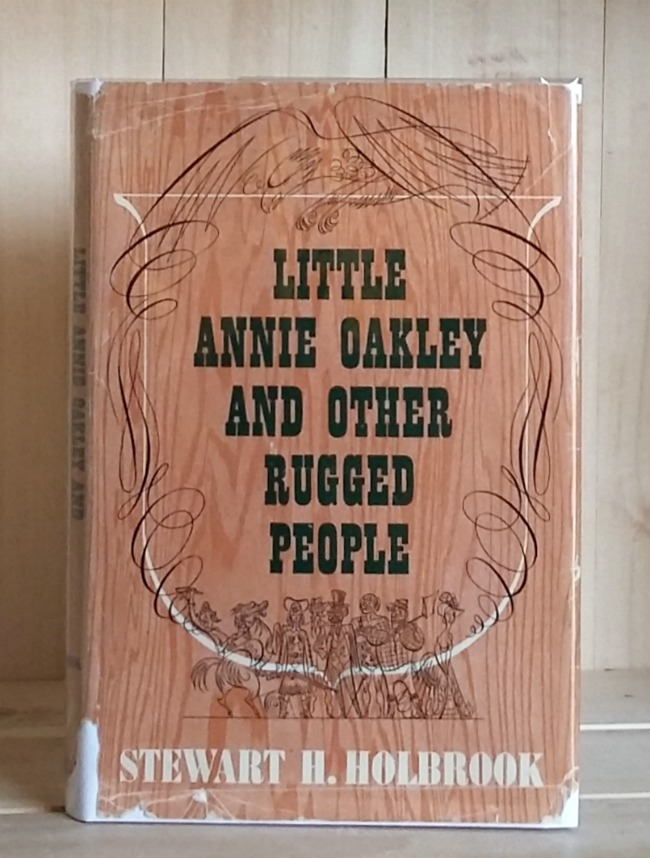 Image for Little Annie Oakley & Other Rugged People