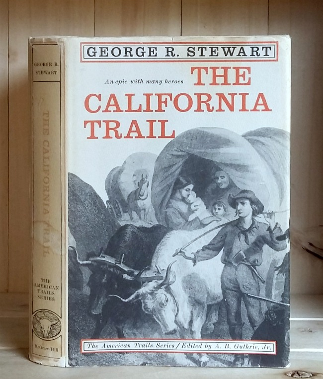 Image for California Trail: An Epic with Many Heroes