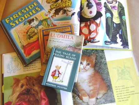 Image for Vintage Monthly Book Club: Children & Young Adult - 1 year subscription